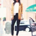 Fashionista NOW: 7 Ways To Wear Mustard Yellow Fashion Inspiration