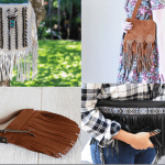 Fashionista NOW: 7 Must-Have Boho Fringe Bags Fashion Inspiration