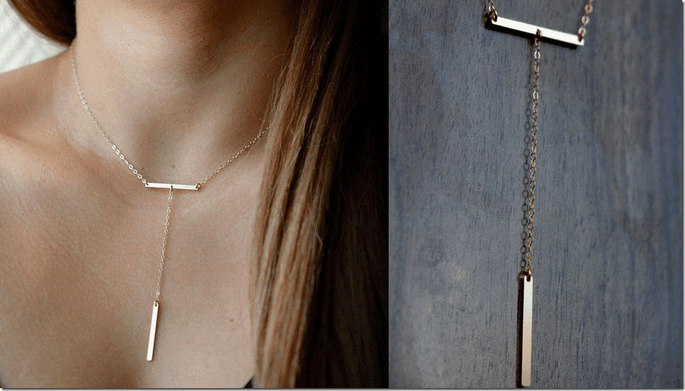 double-gold-bar-lariat-necklace