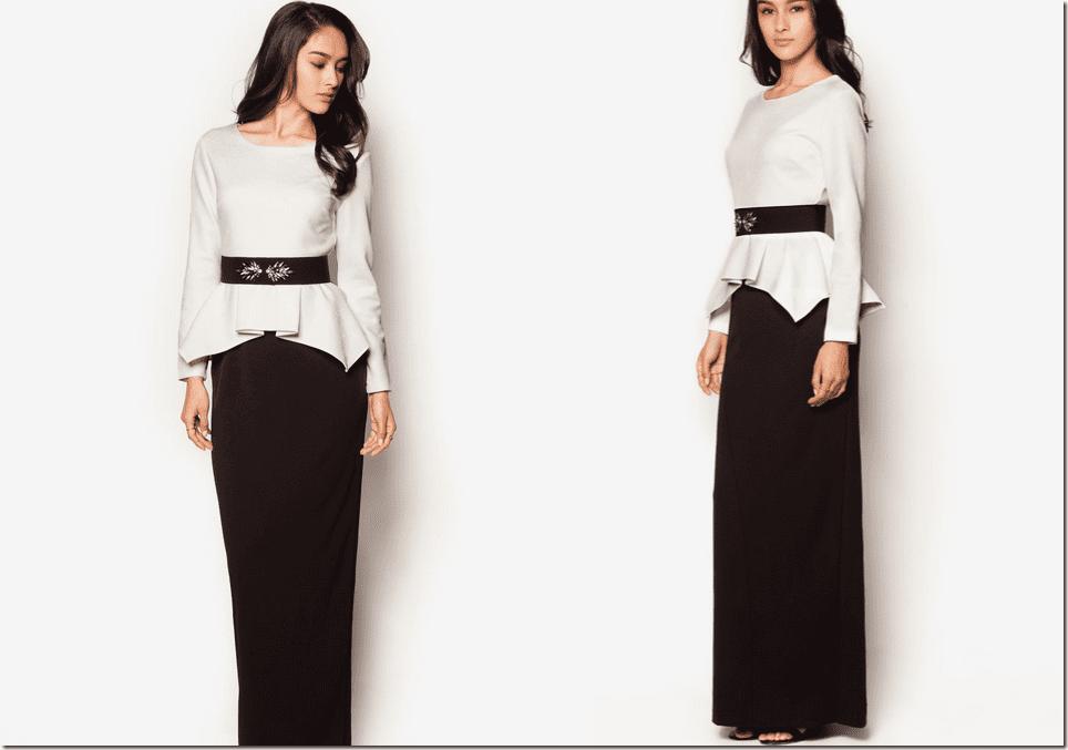 embossed-peplum-dress-embellished-belt