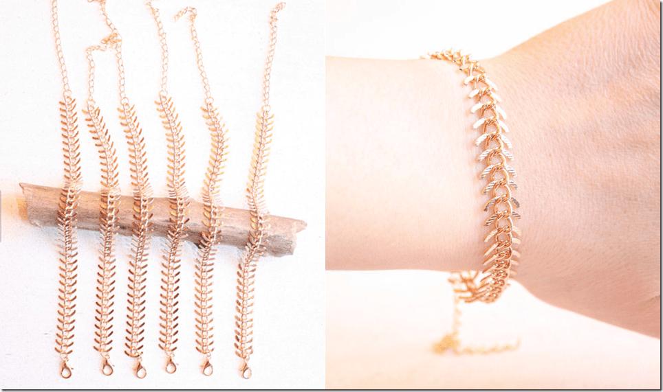 gold-plated-fishbone-bracelet