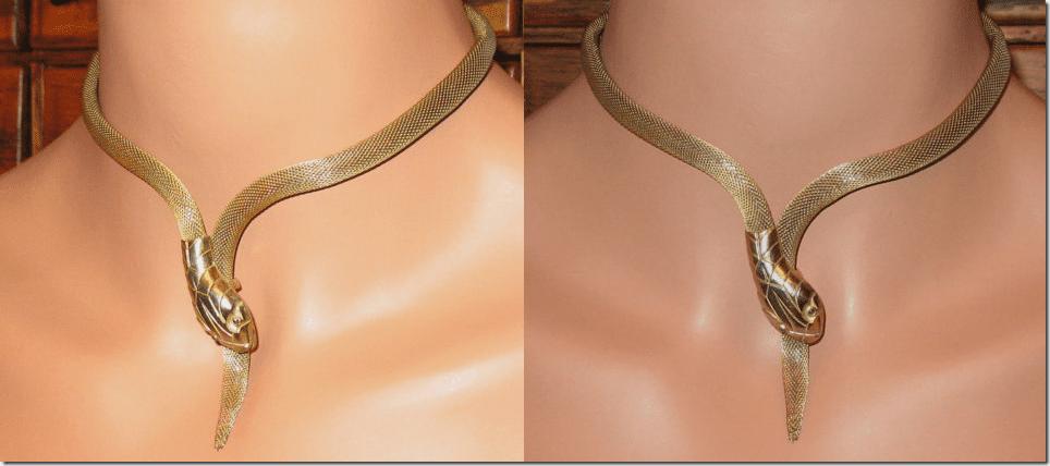golden-mesh-serpent-choker-necklace