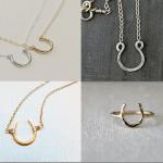 Fashionista NOW: Lucky Horseshoe Jewelry Fashion Inspiration