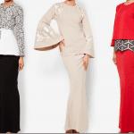 Fashionista NOW: Melinda Looi's Baju Kurung For Raya 2015 Fashion Inspiration