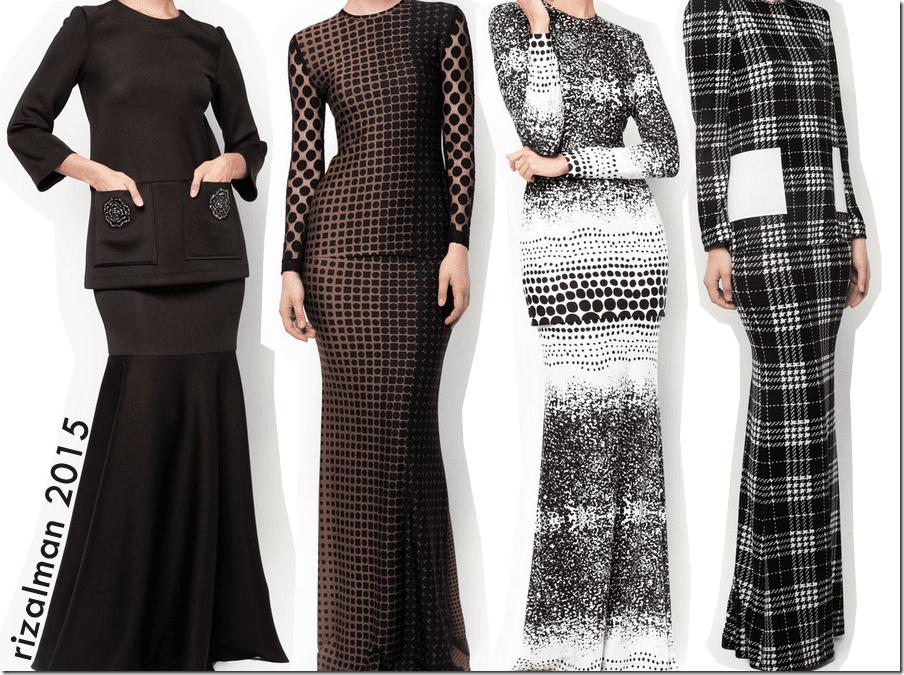 Rizalman Ibrahim For Raya 2015 Fashion Inspiration