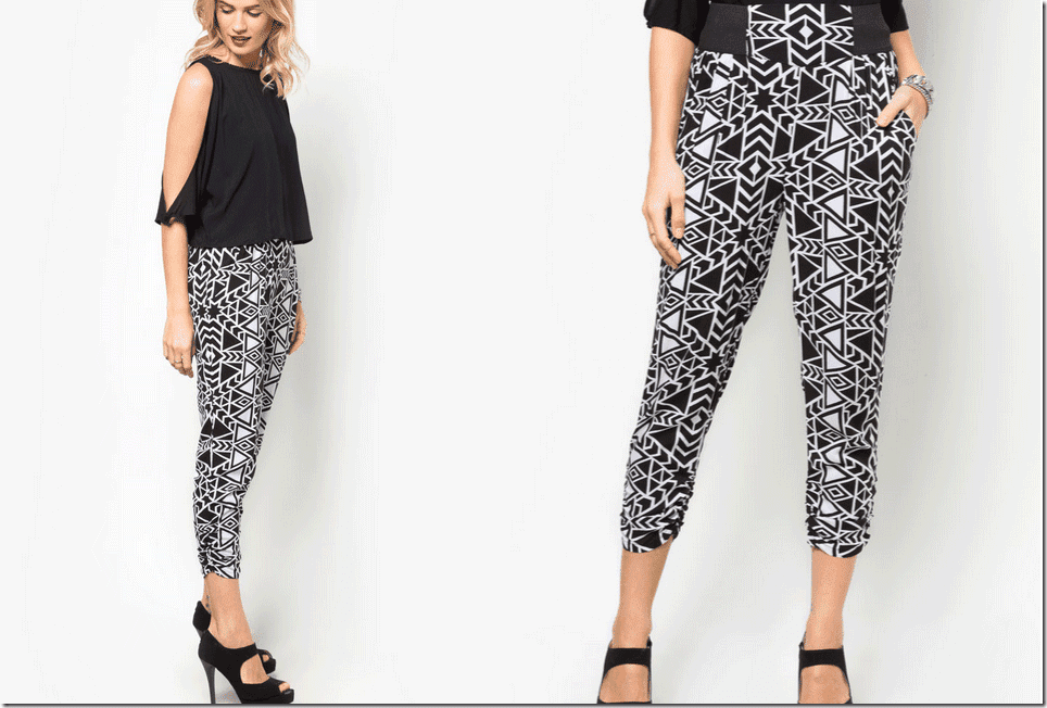tribal-kaleidoscope-soft-pants