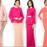 Fashionista NOW: 10 Shades Of Pink Outfits For Raya 2015 Fashion Inspiration