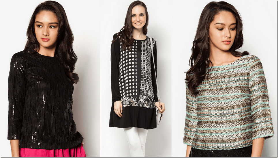 3 Top Styles For Raya 2015 When You Can't Do Peplums & Zery Zamry's Hipster