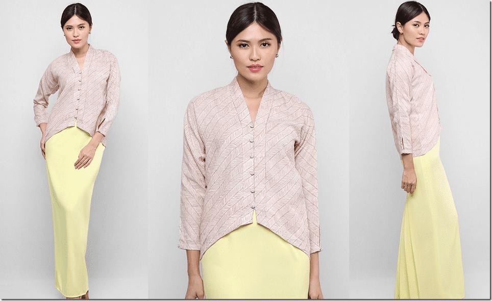 batik-modern-kebaya-brown-yellow