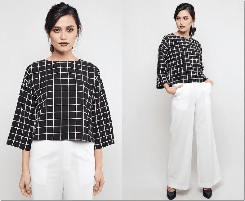 black-grid-print-slit-top