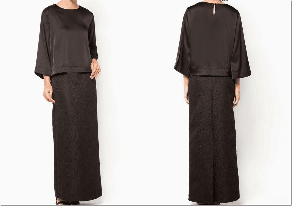 black-jacquard-baju-kurung