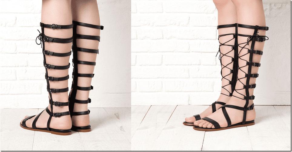 black-roman-gladiator-sandals