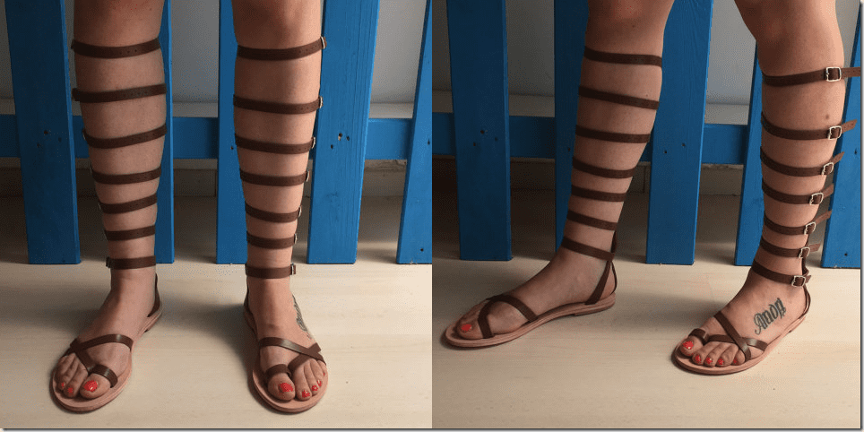 brown-leather-spartan-gladiator-sandals
