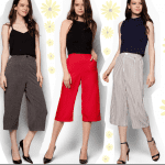 Fashionista NOW: Cue The Culottes For Your Summer
