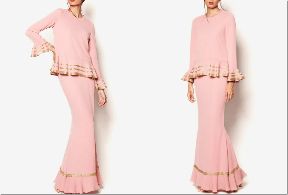 dreamy-pink-gold-baju-kurung-bell-sleeve