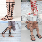 Fashionista NOW: Tall Gladiator Sandals Hunt – What To Consider