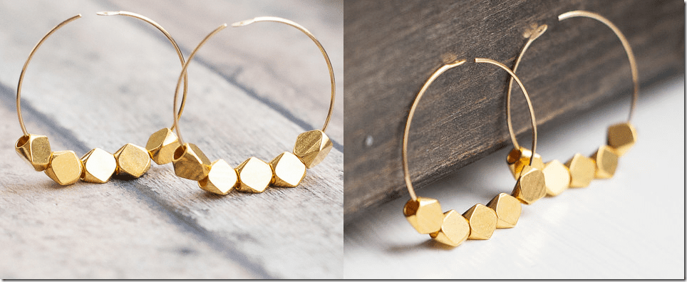 gold-hoop-hexagon-beads-earrings