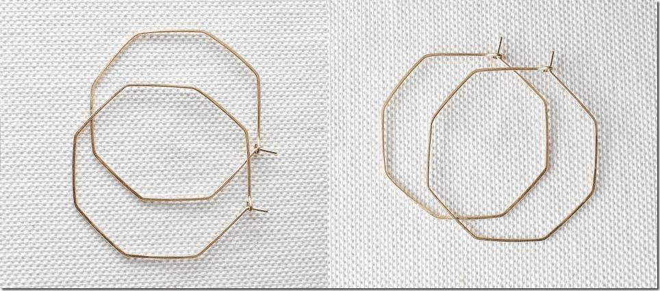 gold-octagon-geometric-hoop-earrings