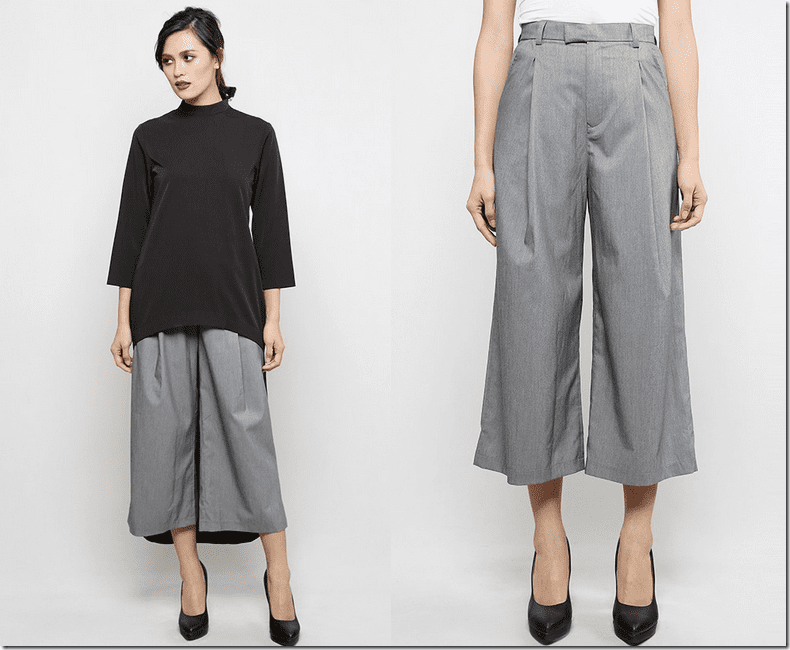 grey-pleated-culottes