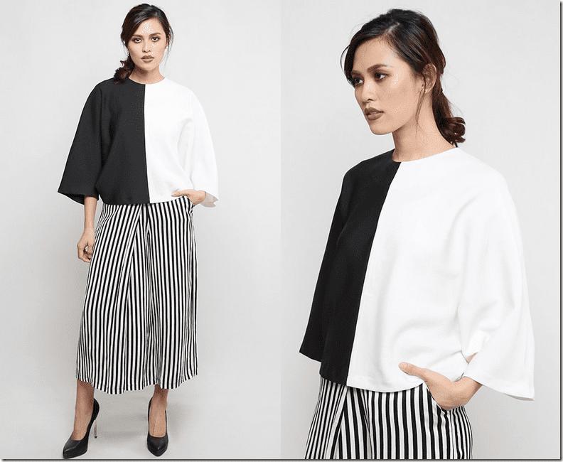 half-top-black-white