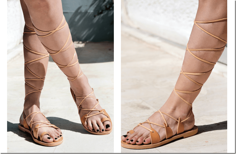 leather-lace-up-gladiator-sandals