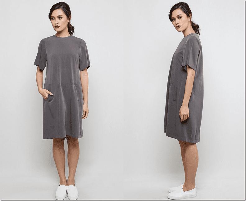 loose-grey-dress