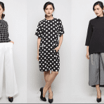 Fashionista NOW: Wear Mastuli Khalid For A COMFY CHIC Monochrome Raya 2015