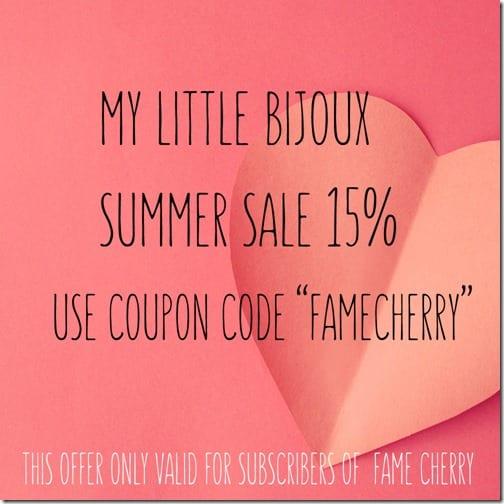 my little bijoux coupon code