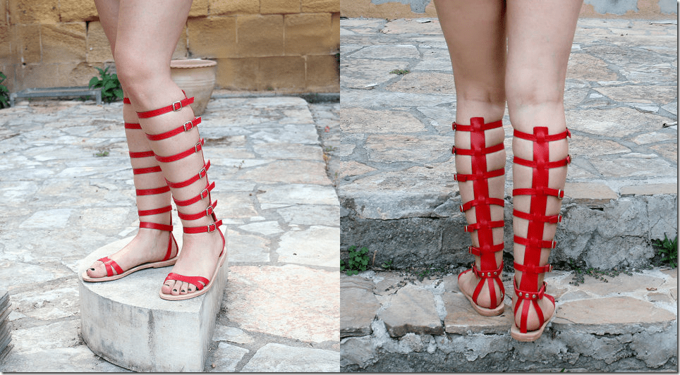 red-leather-knee-high-gladiator-sandals