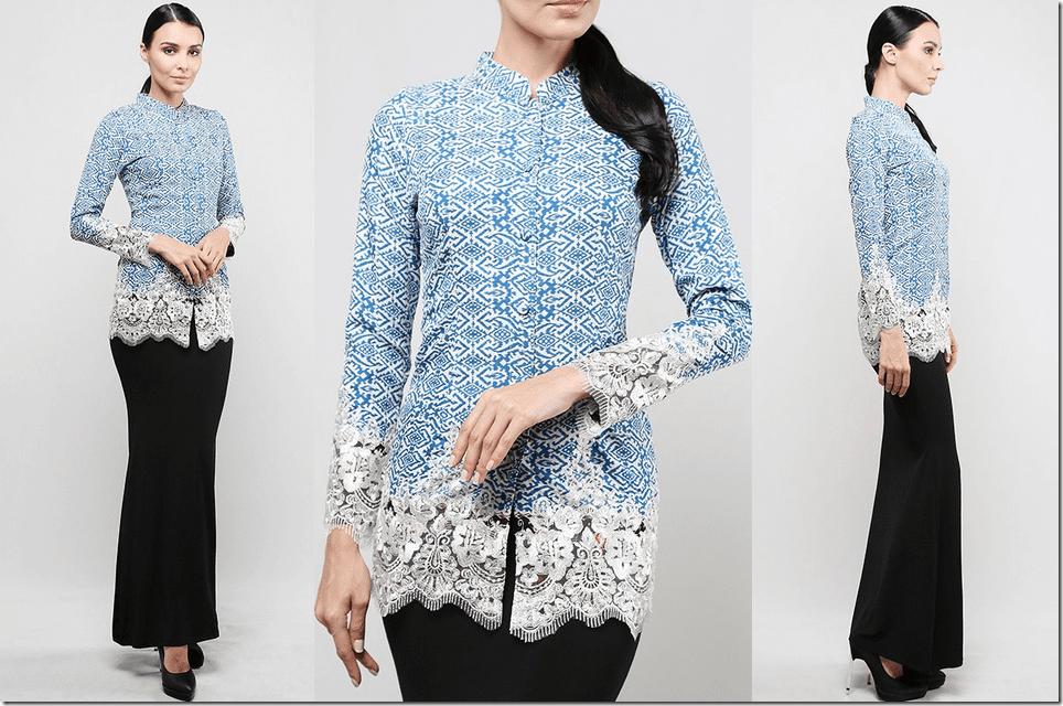 white-lace-blue-kebaya