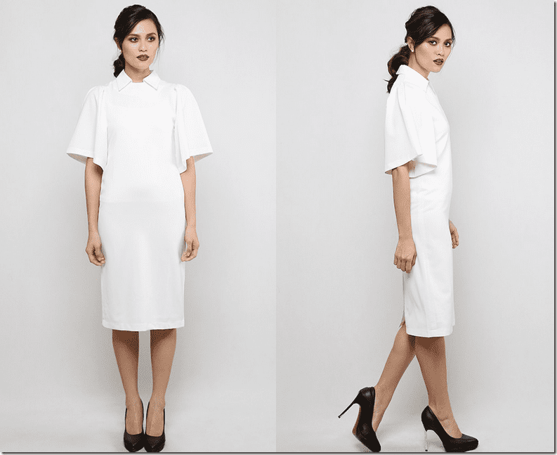 white-puff-sleeved-dress