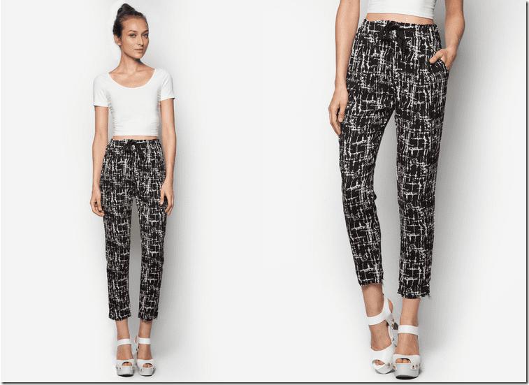 black-white-indie-print-harem-pants