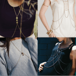 Fashionista NOW: 7 Body Chain Jewelry Styles Anyone Can Wear