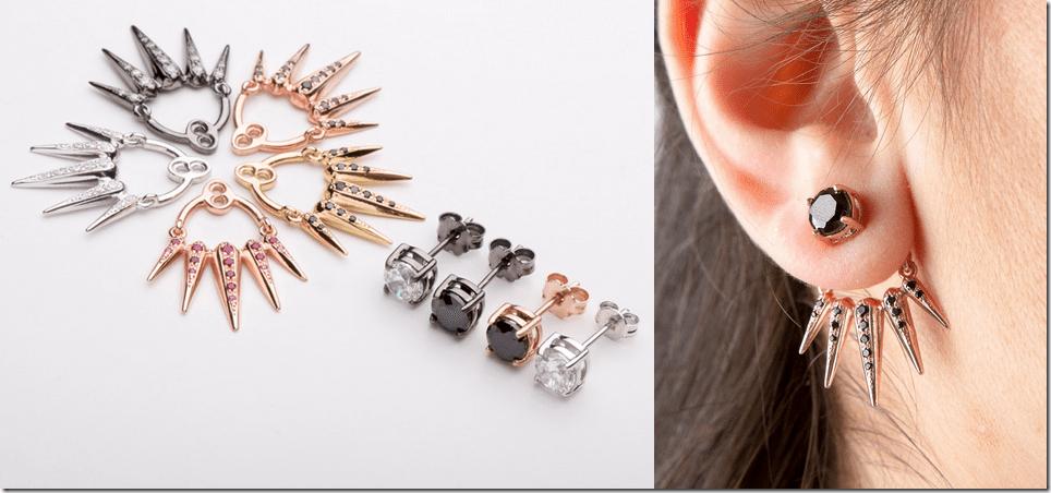 customizable-sterling-silver-ear-jacket-earrings
