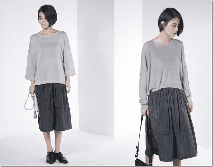 dark-grey-relaxed-midi-skirt