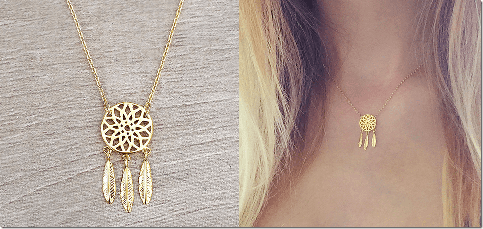 delicate-bohemian-dream-catcher-necklace