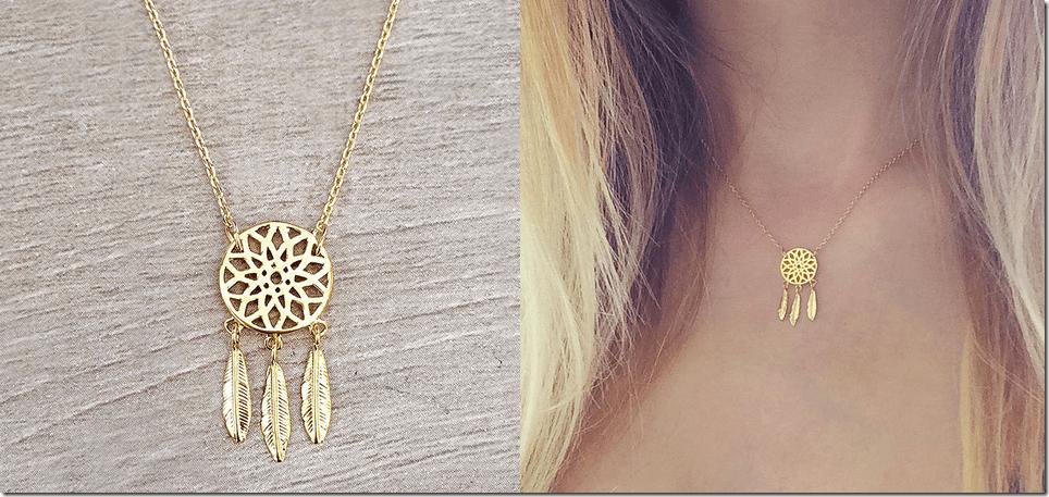 delicate-bohemian-dream-catcher-necklace