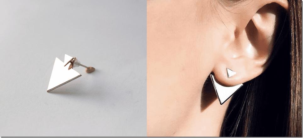 double-triangle-ear-jacket-earrings