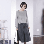 Fashionista NOW: 7 Grey Skirt Styles For The Quietly Chic