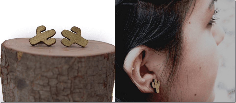 laser-cut-cactus-stud-earrings
