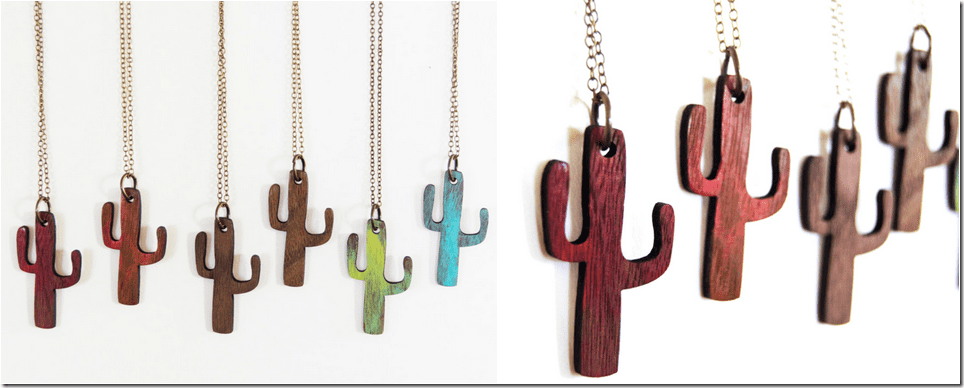 laser-cut-colored-cactus-necklace