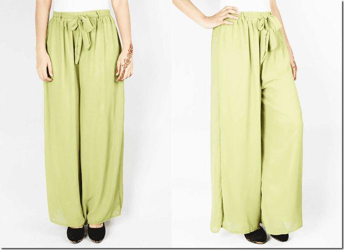lime-chiffon-palazzo-detachable-sash