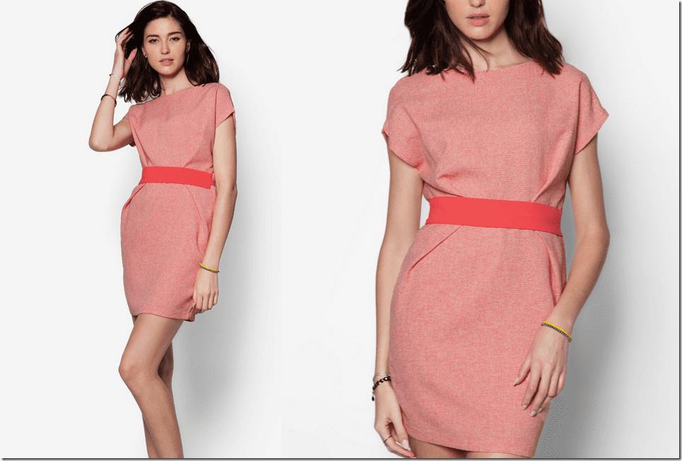melange-pink-dress