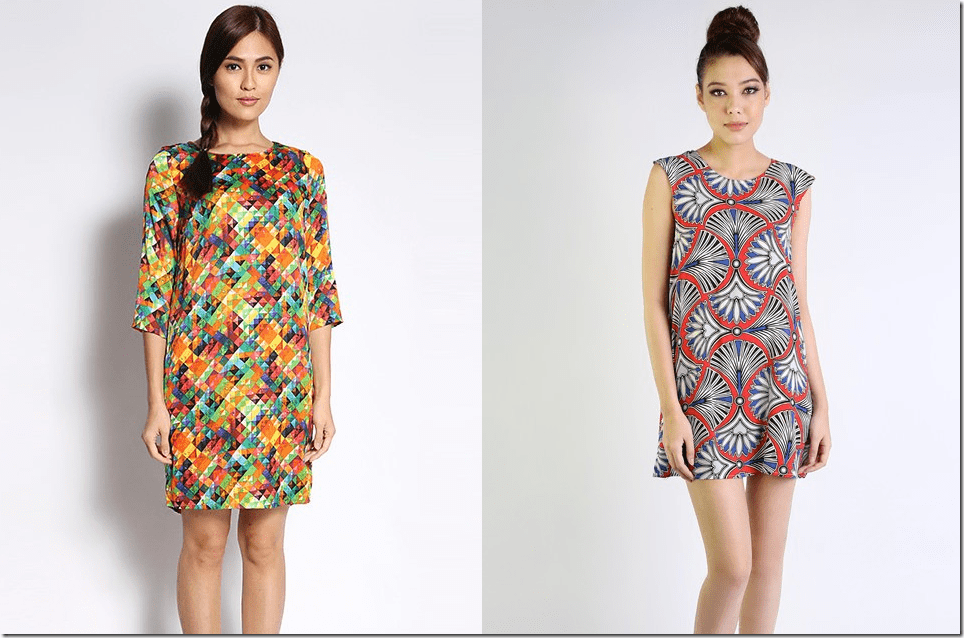 7 Patterned Mini Dresses For Summer 2015 Fashion Inspiration