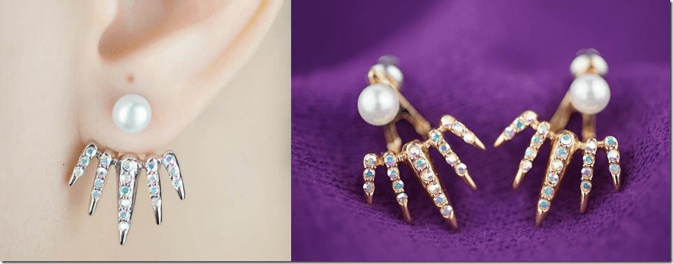 pearl-spiky-ear-jacket-earrings