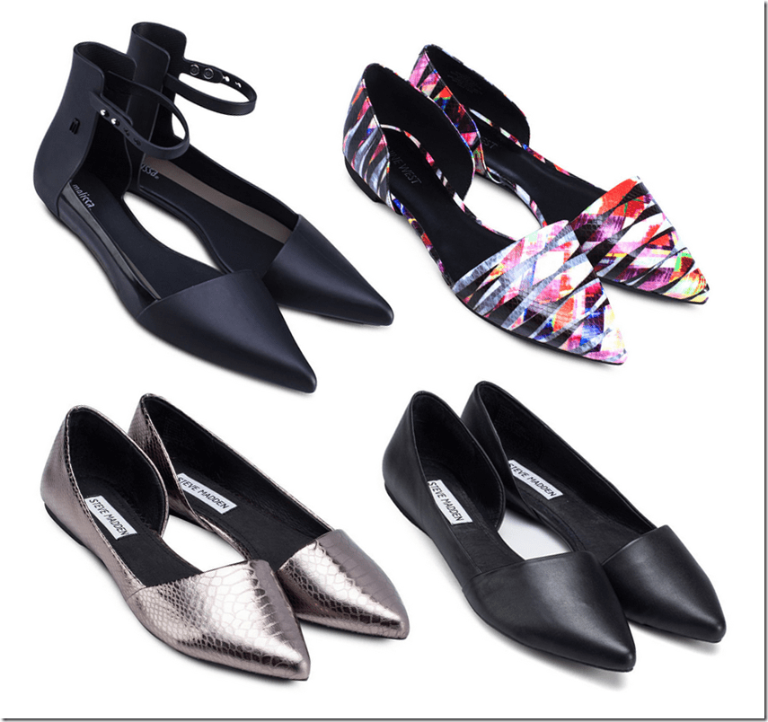What Do You Say To d'Orsay, Shoeaholics?
