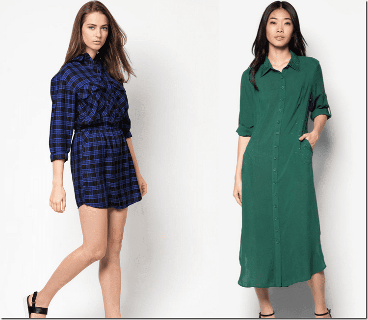shirtdresses-for-the-summer