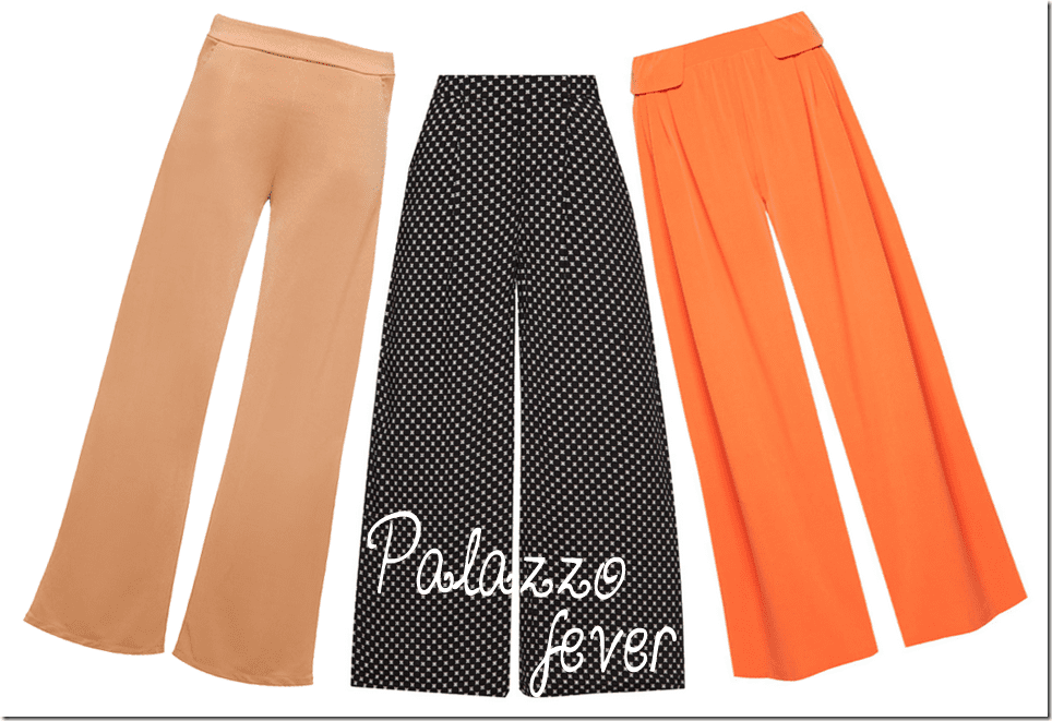 7 Ways You Can Make A Palazzo Statement This Raya 2015