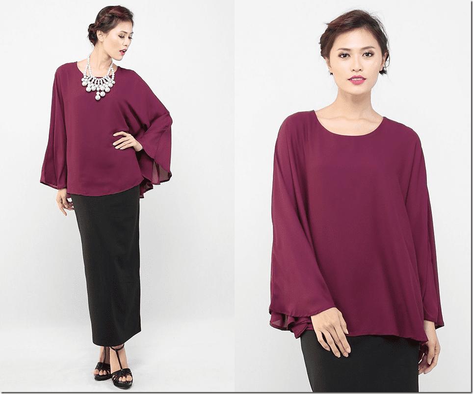 wine-flowy-kaftan-blouse