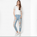 Fashionista NOW: The 7 Levels Of Ripped Jeans ~ Which One Is Yours?